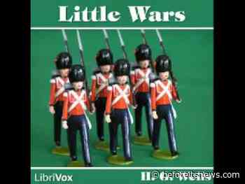 Little Wars By H. G. WELLS ( Complete Audiobook )