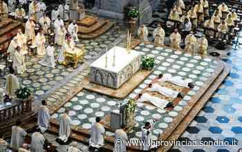 Ordinati tre sacerdoti Livigno in festa per don Mauro Confortola - La Provincia di Sondrio