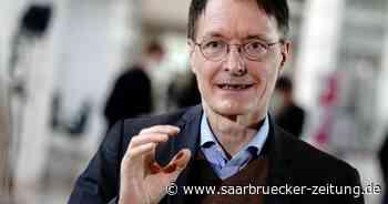Karl Lauterbach im Interview mit Saarbrücker Zeitung - Saarbrücker Zeitung