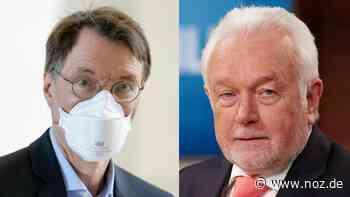 Karl Lauterbach kritisiert Forderung nach Ende der Maskenpflicht scharf - NOZ