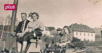 Vertrieben aus dem Sudetenland - aufgenommen in Lauterbach - Oberhessische Zeitung