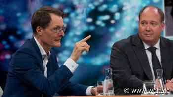 """Lauterbach bei Illner: """"Was wir aufgebaut haben, reicht nicht"""" - WELT"""