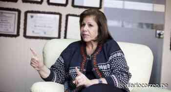 """Lourdes Flores Nano, expresidenta del PPC: """"Hay elementos que justifican la nulidad"""" - Diario Correo"""