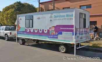 El Quirófano Móvil llegará a Barrio Lourdes - Infoeme