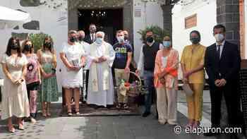 Los Llanos venera a la Virgen de Los Remedios con su tradicional ofrenda - elapuron.com