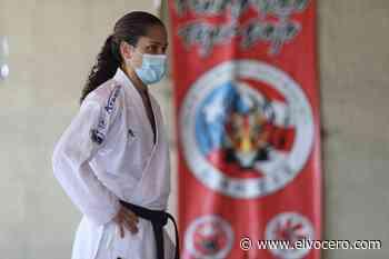 Janessa Fonseca terminó quinta en el Mundial de Karate - El Vocero de Puerto Rico