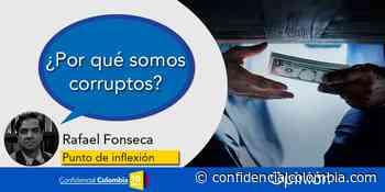 ¿Por qué somos corruptos? - Confidencial Colombia