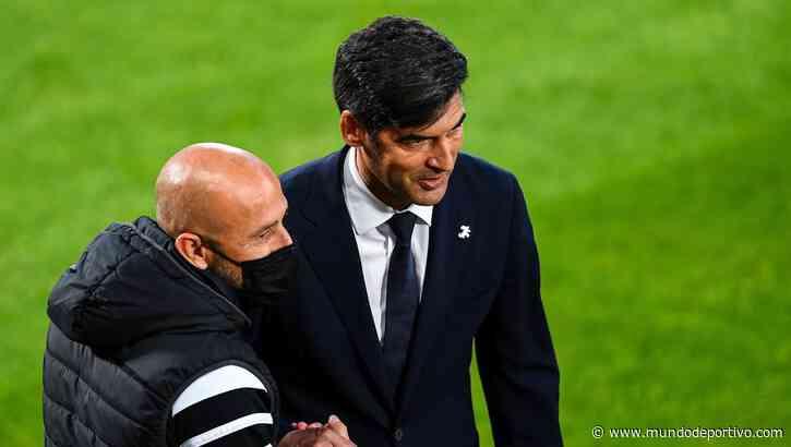 El Tottenham ya ha cerrado un acuerdo con Paulo Fonseca - Mundo Deportivo