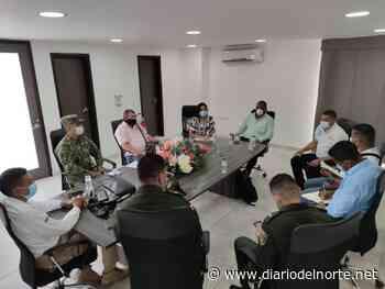 En Fonseca, Migración Colombia busca generar acciones para controlar a migrantes que estén delinquiendo - Diario del Norte.net