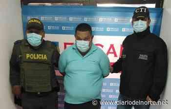 En Fonseca es capturado un hombre por violencia intrafamiliar - Diario del Norte.net