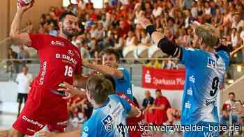 Altensteig (Württ.) - Handballer hoffen auf S-Cup 2021 - Schwarzwälder Bote