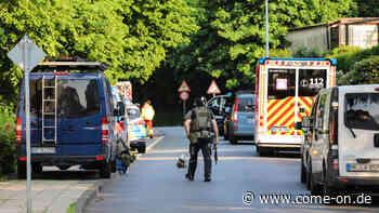 Iserlohn (NRW): Schüsse an Einkaufsmarkt - SEK überwältigt bewaffneten Mann - Meinerzhagener Zeitung
