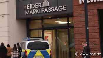 Nach Brandstiftung in Heide: Nach Brandstiftung in Heide: Polizei ermittelt drei Täter | shz.de - shz.de