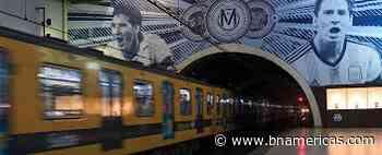 Metro de Buenos Aires moderniza red durante ... - BNamericas