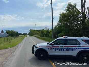 Woman in 20s found seriously injured on rural road in Durham region - 680 News