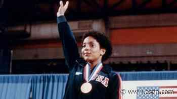 Dianne Durham, first Black national gymnastics champion, to join USAG Hall of Fame - ESPN