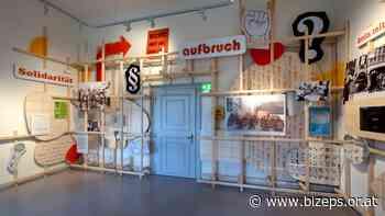 24. Woche 2021 - Dauerausstellung in Schloss Hartheim neu gestaltet - BIZEPS