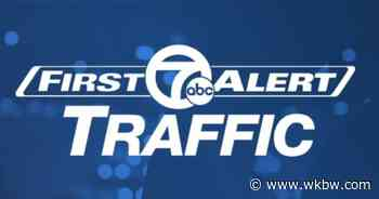 Sheridan Drive eastbound in Amherst between Mill and Evans closed due to accident with injuries - WKBW-TV