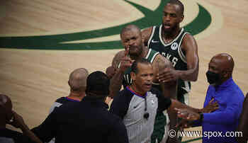 NBA News: Nets-Security Guard mit Verbindung zu Kevin Durant wird nach Schubser gegen P.J. Tucker gesperrt - SPOX.com