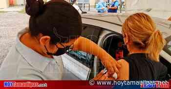 Exhorta Salud en Nuevo Laredo a vacunarse contra Covid - Hoy Tamaulipas