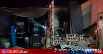 Tamaulipas Seguridad Incendio destruye vivienda en Nuevo Laredo - Hoy Tamaulipas
