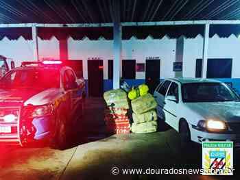 Após perseguição, polícia apreende veículo carregado com quase 200 kg de drogas - Dourados News