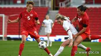 Canada women's soccer coach Bev Priestman hopes for improved play against Brazil