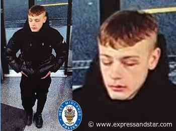 Image of suspect released after man stabbed during unprovoked row - expressandstar.com