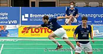 """Badminton-Bundesligist 1. BC Bischmisheim für """"Final Four"""" qualifiziert - Saarbrücker Zeitung"""