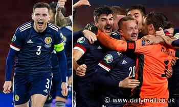 Robertson says Scotland will head into Euro opener against Czech Republic with 'all guns blazing'