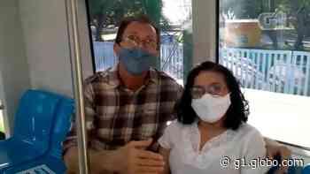 Homem que conheceu esposa no metrô de Teresina a busca todos os dias em estação: 'passaremos o resto da vida juntos' - G1