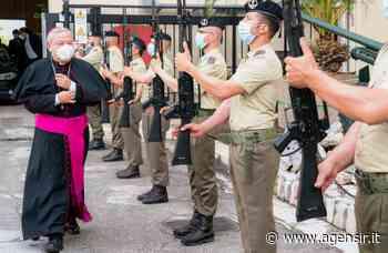 """Esercito: mons. Marcianò (Omi) visita in Puglia la Brigata meccanizzata """"Pinerolo"""" e il 7° Reggimento Bersaglieri. Intitola la cappella alla BV Maria del Buoncammino - Servizio Informazione Religiosa"""