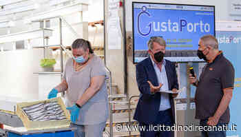 Con Gioacchino Bonsignore, a Civitanova Marche entra nel vivo la seconda tappa del Grand Tour delle Marche,... - Il Cittadino di Recanati