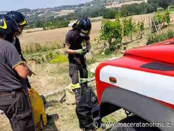 Trovato privo di vita un anziano scomparso nei dintorni di Civitanova Marche - Macerata Notizie