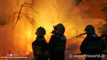 Bayern: Scheunenbrand in Lauf an der Pegnitz verursacht hohen Sachschaden - Fireworld.at