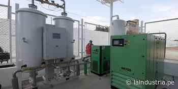 Alcalde de Virú anuncia la compra de segunda planta de oxígeno - laindustria.pe