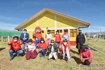 Inauguran primer tambo Bicentenario en distrito ayacuchano de Chiara - El Peruano