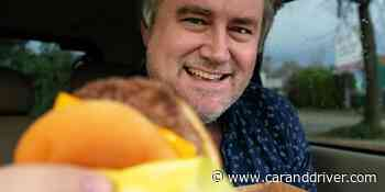 A Fast Food Pro's Guide to Eating in Your Car Car and Driver - Car and Driver