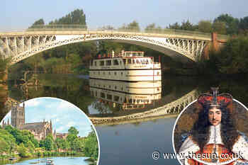 Enjoy history, food and more on a Great British trip along the River Severn... - The Sun