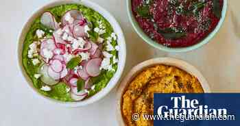 Hummus, salsa, pea and mint: Ravinder Bhogal's recipes for summer dips - The Guardian