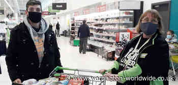 Asda launches food drive and asks generous customers in Warrington to help - Gary Skentelbery
