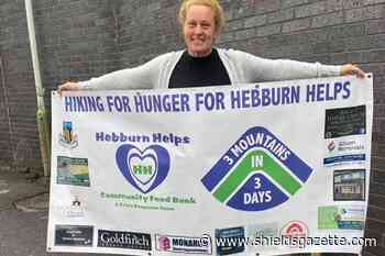 South Tyneside food bank co-founder prepares to 'hike for hunger' by tackling gruelling Three Peaks Challenge - Shields Gazette
