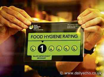 The Hampshire restaurants with the WORST food hygiene scores - Daily Echo