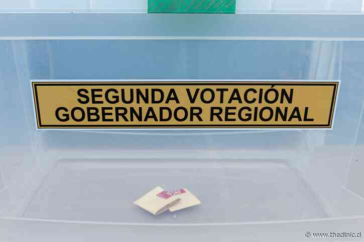 Segunda vuelta de gobernadores alcanzó récord histórico de baja participación: Así fue región por región