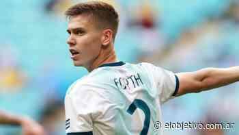 """Foyth: """"Este año me toca apoyar como un argentino más"""" - El Objetivo"""