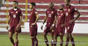 Sin Rondón pero con 2 retornos, Venezuela irá a Copa América - San Diego Union-Tribune en Español