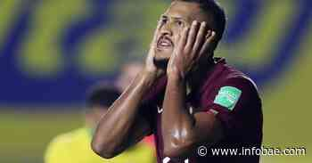 Salomón Rondón queda fuera de nómina de Venezuela para Copa América por una lesión - infobae