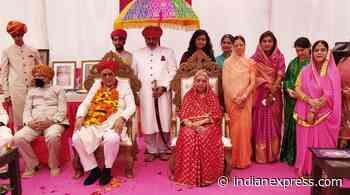 Hanvantsinhji anointed as head of Kutch royal family - The Indian Express