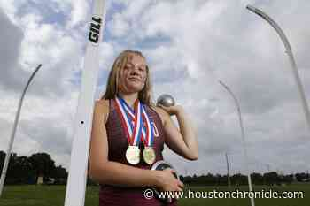All-Greater Houston Girls Track and Field Athlete of the Year: Amelia Flynt, Cinco Ranch - Houston Chronicle
