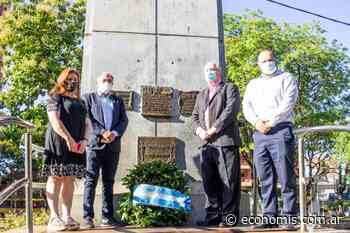 Stelatto encabezó el homenaje al General Don José de San Martin - economis.com.ar
